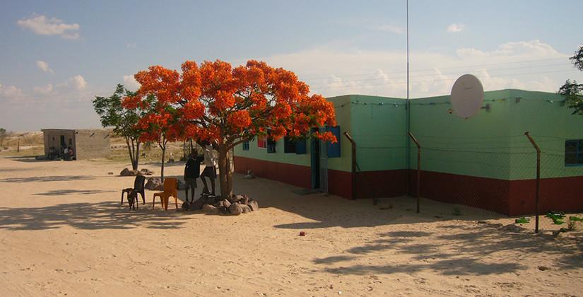 Oshikuku Namibia